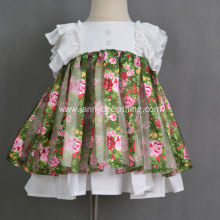 High quality sweet honey remake floral dresses