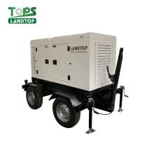Grupo de gerador diesel de refrigeração água de 250kva 50 / 60HZ