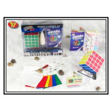 Caja de PVC 60mm 4x4x4 cubo mágico