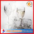 8oz de vidrio de vino de alta calidad