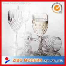 8oz de vidro de vinho de alta qualidade