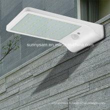 Lumière extérieure sans fil de sonde de mouvement actionnée par énergie solaire de 36 LED