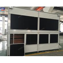 Superdyma Geschlossener wassergekühlter Kühlturm mit aluminiertem Stahl