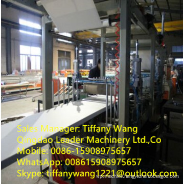 PVC Board Extrusion Machine for Advertisement