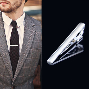 Personalized Tie Clip Bar Set For Suit