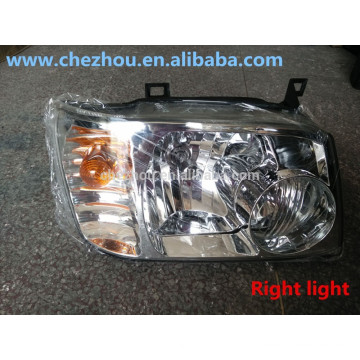 DFAM Dongfeng body parts trucks parts truck headlight