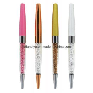 Presente quente do presente Metal Crystal Pen com logotipo (LT-C803)