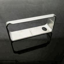 Kundenspezifische Blechbearbeitung CNC-Bearbeitung von Aluminiumteilen