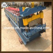 Machine de formage de rouleaux de feuilles de toit en acier de couleur (AF-R360)