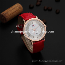 Горячие продажи персонализированные простые моды кварцевые наручные часы SOXY009
