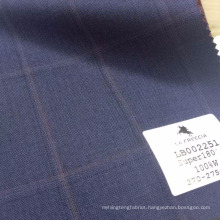 Wholesale high quality fashion style pure wool fabric for jacket