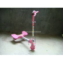 Children Scooter, Swing Caster Scooter with CE Approval (ET-PW003)