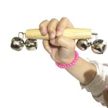 FQ marque personnalisé éducatif enfant kid en bois en peluche bébé jouets hochet