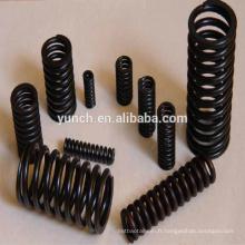 les fabricants de titane fournissent le ressort de tension / ressort de tension