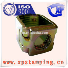 High precision custom stamping parts instrument accessories of terminals