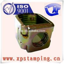Alta precisão peças de carimbo personalizadas instrumentos acessórios de terminais