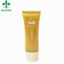 Alta qualidade macio vazio tela de impressão personalizado 30g xing yuan embelezar tubo de cosméticos creme facial para venda