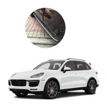 Seitenpedal Trittbretter für Porsche Cayenne