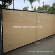Gen Black Fence Privacy Screen Windscreen Shade Cover Mesh Fabric (Aluminum Grommets) Home, Court, or Construction