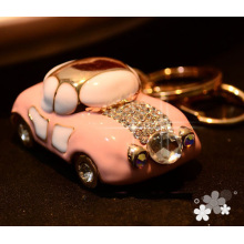 Couples car key chain