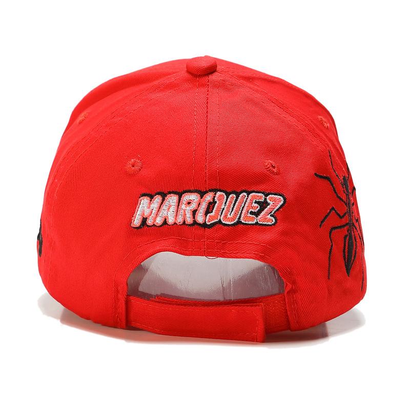 Embroidered hat racing hat baseball cap cap cap (7)