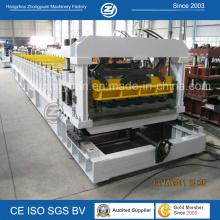 Fabricantes de telhas de máquina de formação de rolo de telhas