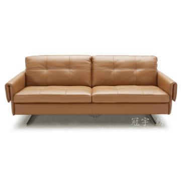 Tissu décoratif de daim de polyester 100% de cuir pour des couvertures de meubles
