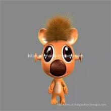 Figura de ação encantadora Alien Animal PVC Estatueta Boneca Brinquedo ICTI Fábrica