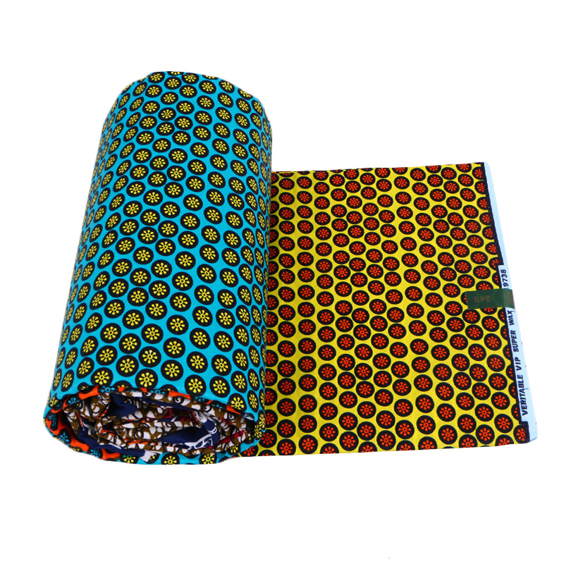 Ghana wax prints fabric