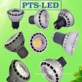 Refletor de LED 5W 6W GU10 COB com Ce UL
