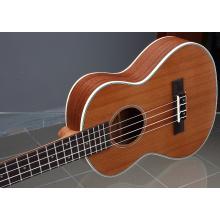 Handmade stringed instrument  mahogany   ukulele