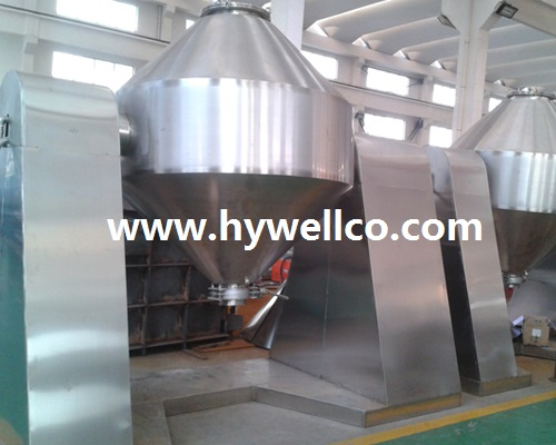 Low Temperature Vacuum Powder Dryer