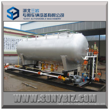 Station de glisse LPP de 12 cbm, station de dépannage mobile LPG
