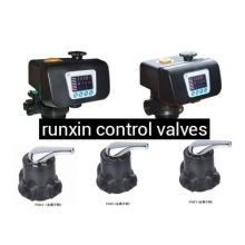 RUNXIN manual and automatic control valve