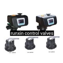 RUNXIN ручной и автоматический клапан