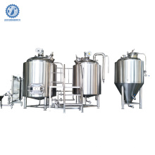 300L electric beer brewing machine for commercial brewery plant