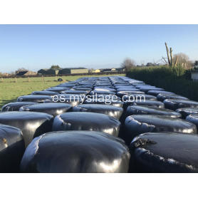 Haylage wrap Film Black Color
