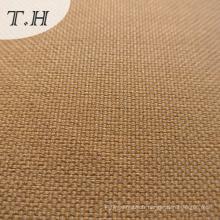 100% plaine 300GSM tissu de toile de colorant de fil