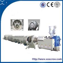 Série SJW Linha de produção de tubos PE