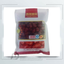 Printing Dried Dates Three Side Sealing Bag