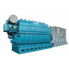 700kW-4180kW Generator Heavy Fuel Oil Power Plant