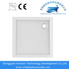Best quality and factory for White Shower Tray Square shower trays using in bathroom supply to France Manufacturer