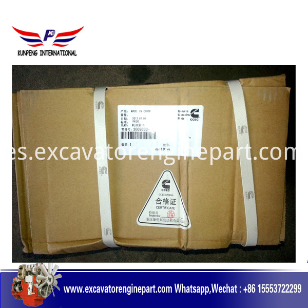 Lubricating Oil Pump 3609833