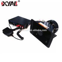 150 W Watt Saída de Áudio Ao Ar Livre À Prova D 'Água de Saída de Áudio Sirene Buzina Hooter Alarm12V