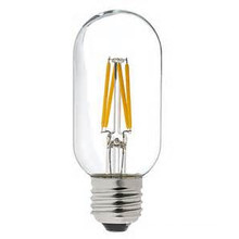 Bombilla E26 T45 3.5W 350lm Clear Dimmable LED con transparente