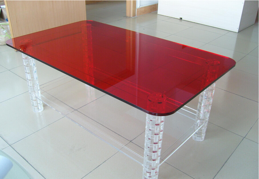 Acrylic Dinning Table