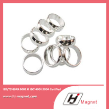 Wholesale Rare Earth Flat NdFeB Magnet with High Quality Manufacturing Process