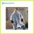 Cheap Clear PE Disposable Rain Ponchos Rpe-018