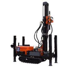 LT230 Air water well portable mine drilling rig