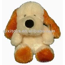 orelhas grandes de pelúcia e recheadas doggy, adorável macio animal brinquedo do miúdo